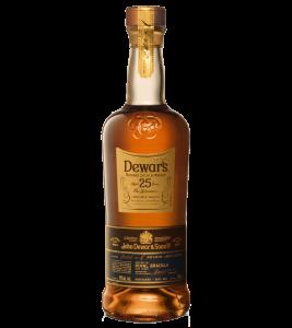 DEWAR'S 25 YEARS OLD
