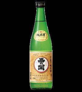SAKE NISHINOSEKI TEZUKURI JUNMAI-SYU