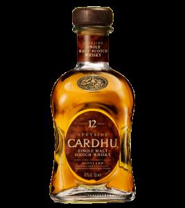 CARDHU 12 YEARS OLD