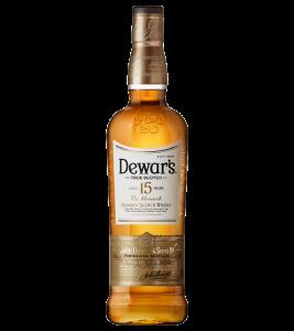 DEWAR'S 15 YEARS OLD