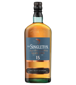 THE SINGLETON OF GLEN ORD 15 YEARS OLD