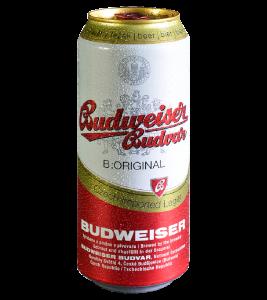 BUDWEISER BUDVAR B:ORIGINAL | CAN